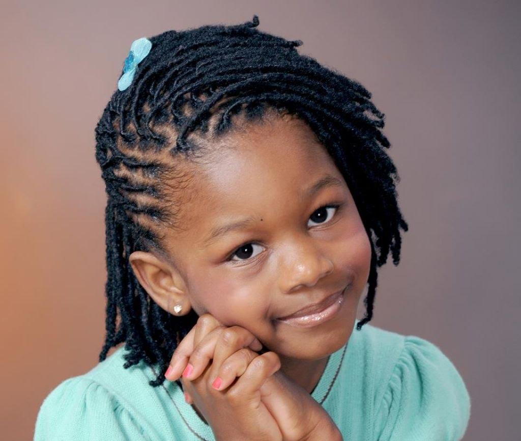 African American Braid Hairstyles For Kids