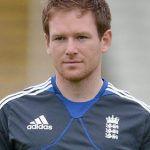 Eoin Morgan hairstyle 2019