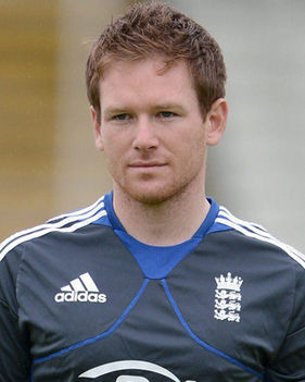Eoin Morgan hairstyle 2017 Pictures