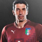 Gianluigi Buffon Haircut 2019 Pictures