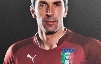 Gianluigi Buffon Haircut 2021 Pictures