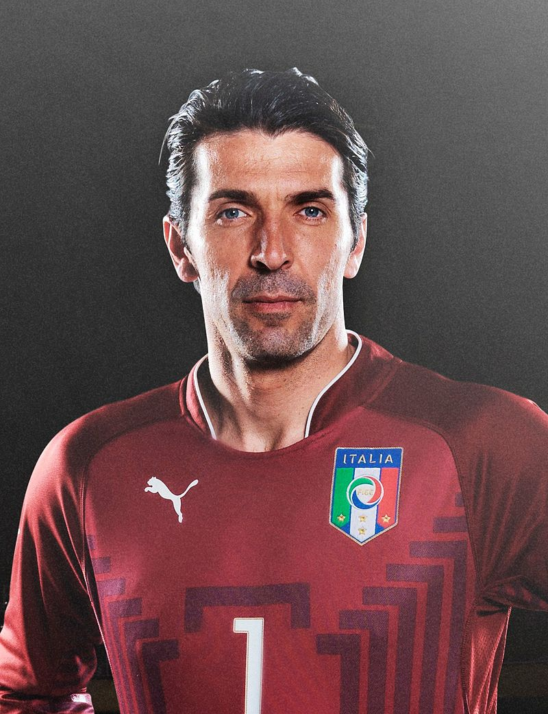 Gianluigi Buffon Hairstyle 2019 Pictures