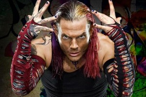 Jeff-Hardy Cosplay hairstyle