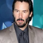 Keanu Reeves New Haircut 2020 With Beard