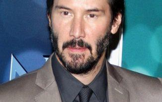 Keanu Reeves New Haircut 2021 With Beard