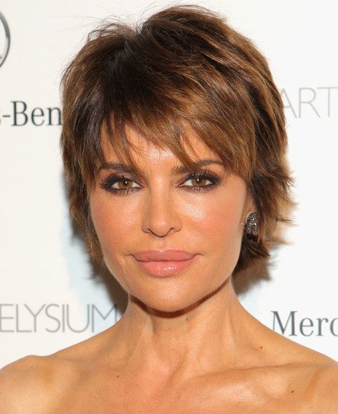 Lisa Rinna Hairstyles 2017 Pictures