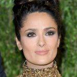 Salma Hayek Hairstyles 2017 Pictures