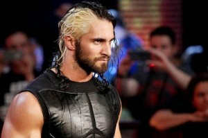 Seth Rollins raven hairestyle