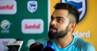 Virat Kohli New Hairstyle 2019 Pictures