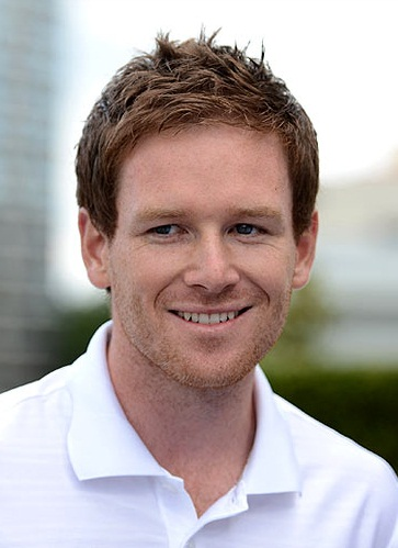 Eoin Morgan hairstyle 2021 Pictures