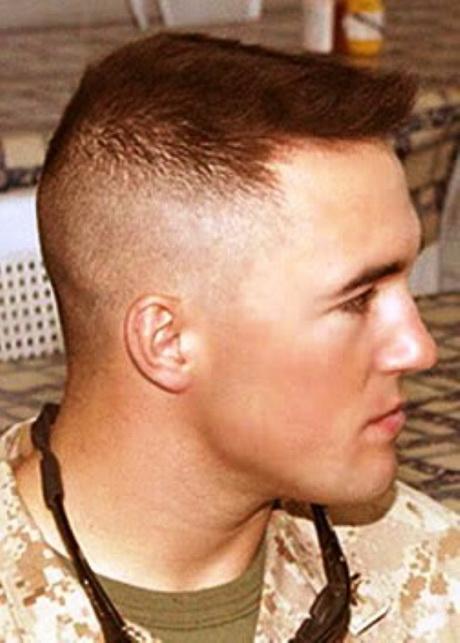 Marine Corp High And Tight Haircut Photos New Haircut For Men 2020