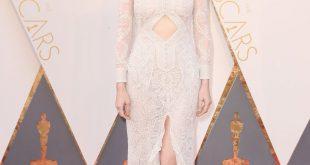 Rooney Mara Rug Bun Hairstyle 2017 at Oscar