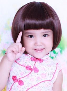 Mushroom Haircut For Baby Girl / Baby Boy