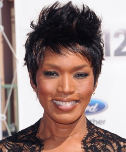 Angela Bassett New, Short, Bob Hairstyles Pictures