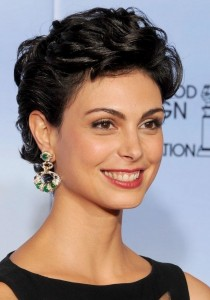 Morena Baccarin New, Short, Bob Hairstyles Pictures