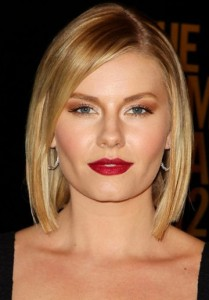 Elisha Cuthbert Short, Bob, Medium Hairstyles Pictures