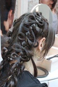 Asian Party Hairstyles For Short / Long Hairs