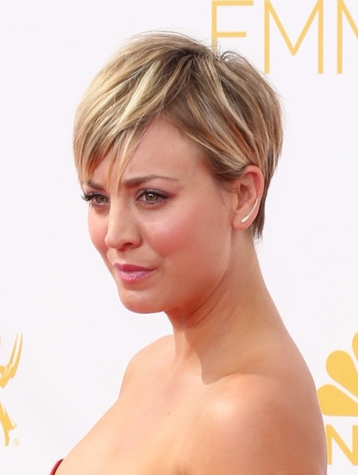 Kaley Cuoco New Hairstyle 2017 Pictures