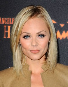 Laura Vandervoort New, Short, Bob Hairstyles PicturesLaura Vandervoort New, Short, Bob Hairstyles Pictures