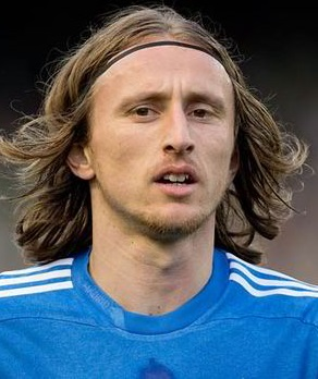 Luka Modric New Haircut 2019 Pictures