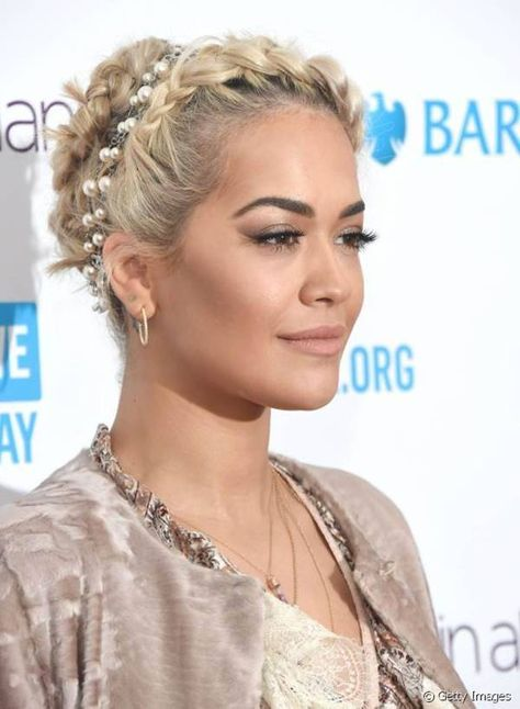 Ritaora Haircut In X Factor Show 2020 Hair Color Name 1