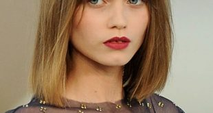 Abbey Lee Kershaw New, Bob, Medium Hairstyles Pictures