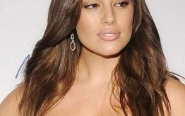 Ashley Graham New, Long, Shoulder Length Hairstyles Pictures