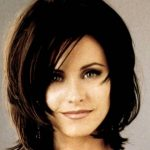 Courteney Cox Short, Arquette, Layered, Bob Hairstyles Pictures