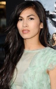 Elodie Yung New, Long, Updo Hairstyles Pictures