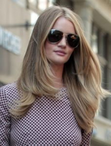 Rosie Huntington Whiteley New, Short, Long Hairstyles Pictures