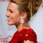 Blake Lively Updo, Curly Ponytail, Best, Half Up, Fishtail Hairstyles Pictures