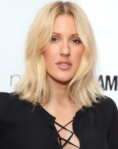 Ellie Goulding New, Long Choppy, Medium Hairstyles Pictures