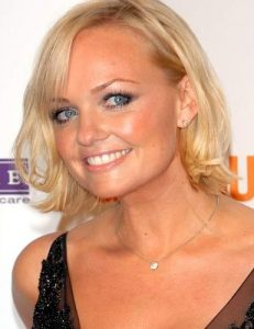 Emma Bunton New, Short Hairstyles Pictures