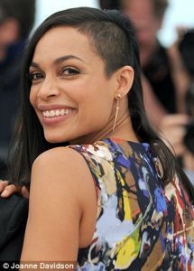 Rosario Dawson New, Long, Short Hairstyles Pictures