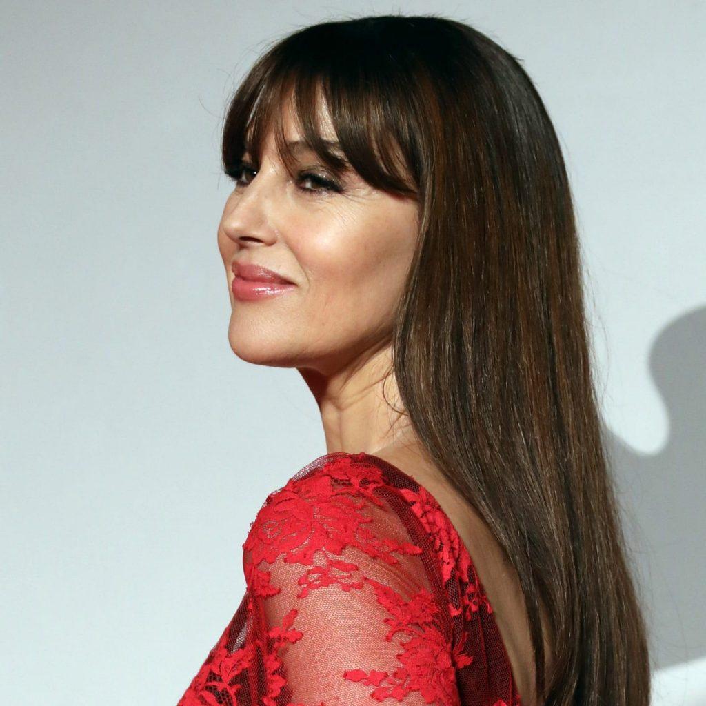 Celebrity Hairstyles in Venice film festival 2020 7