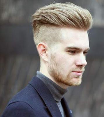Gambar Potongan Rambut Undercut For Men