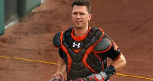 Buster Posey Hairstyle 2019 Hair Color Highlight