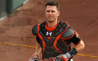Buster Posey Hairstyle 2021
