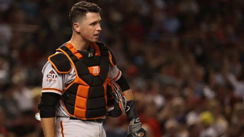 Buster Posey Hairstyle 2019 Side Shaved