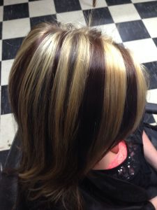 Chunky Highlights And Lowlights For Brown Hair