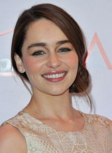 Emilia Clarke New, Long, Updo, Short Hairstyles Pictures