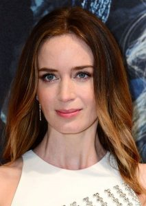 Emily Blunt New, Short, Bob, Shoulder Length Hairstyles Pictures