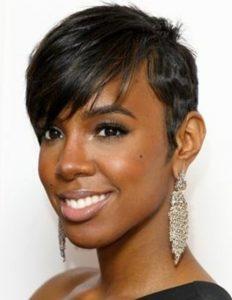 Kelly Rowland Bob, New, Curly, Short Hairstyle Pics