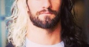 Seth Rollins New Long Hairstyle 2019