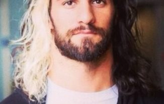 Seth Rollins New Long Hairstyle 2021