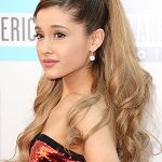 Ariana Grande New Ponytail, Braided Hairstyle Pictures