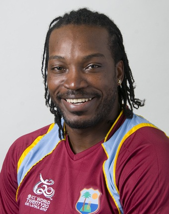 Chris Gayle New Hairstyle 2019