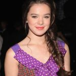 Hailee Steinfeld Braided, Long, Curly Hairstyles Pictures