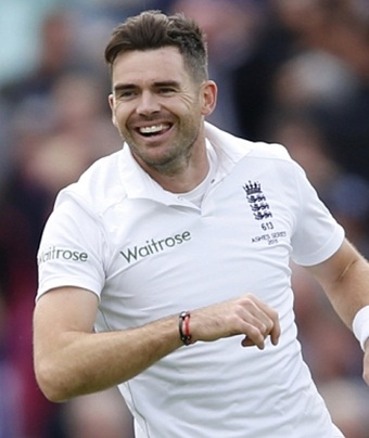 James Anderson Latest New Hairstyle 2019 Name