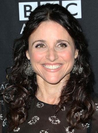 Julia Louis-Dreyfus New, Medium, Curly, Bangs Hairstyles Pictures are new and just added pictures of the hairstyles on the current page. These are the hairstyle pictures for each and every length of hairs for the women. The hairstyles included in the list on this page are taken from the hairstyle collection of Julia Lois-Dreyfus. Julia is one of the leading stars of Hollywood who are leading the industry. This list includes the latest and the older hairstyles of Julia. Julia is a famous actress of Hollywood. Along with this, she is one of the leading comedians and producers of the Hollywood film industry. She is one of the legends of the industry so, people like her very much and want to follow her style. This is the reason that we have the latest hairstyles of the Julia. The hairstyles list is defined here for new hairstyles of Julia. Julia Louis-Dreyfus New, Medium, Curly, Bangs Hairstyles Pictures are the pictures defined with the hairstyles below. Julia Louis-Dreyfus New, Medium, Curly, Bangs Hairstyles Pictures Following are the hairstyle pictures of the long, medium and short hairstyles of the females. Julia Louis-Dreyfus New, Medium, Curly, Bangs Hairstyles Pictures given here for the hairstyle guidelines of the females that want to adopt a hairstyle like Julia Lois-Dreyfus. Julia Louis-Dreyfus New Hairstyle: A new and a beautiful hairstyle of Julia Louis-Dreyfus is here for the females that are searching a beautiful hairstyle for their beautiful hairs. The hairstyle is named as side parted ultra short hairstyle for the short hairs of women. Hairstyle is simply mad by cutting the hairs to the boy cut. The hairstyle is for the short hairs and is inspired by the presidential candidate Hilary Clinton.  Julia Louis-Dreyfus Medium Hairstyle: This is one latest hairstyle introduced by Julia Louis-Dreyfus. The hairstyle is named as the coiffed thick medium hairstyle for black hairs of the women. The hairstyle is very beautiful and the curls on it are very easy to be made. The hairstyle is made by curling the hairstyle with the curling iron and cutting the hairs to the medium length. Julia Louis-Dreyfus Curly Hairstyle: Good looking hairstyles are always appreciated as in this hairstyle where Julia Louis has made curly hairstyle with her medium length of hairs. the hairstyle is looking very beautiful on her. The hairstyle is made by cutting the hairs to the medium length and making    curls on them. You can make this hairstyle very easily. Julia Louis-Dreyfus Bangs Hairstyle: Hairstyle with bangs is the best hairstyle of the females. The hairstyle mentioned here is named as the short wavy bob hairstyle for the short hairs of females. The hairstyle is very common and easy to adopt. This is the reason that most of the women that don't want long hairs, adopt this hairstyle. The hairstyle has bangs on the front and is looking great on Julia Louis-Dreyfus.
